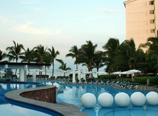 Mayan Palace Regency Vacation Club, Mayan Palace in Puerto Vallarta
