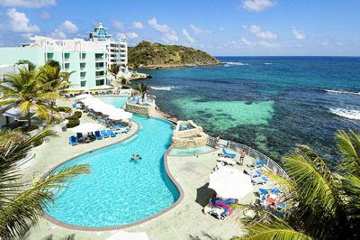 Oyster Bay Beach Resort, St-Maarten