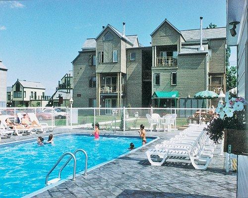 Timesharing for Club piscine quebec city