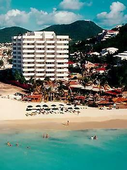 The Atrium Resort on Simpson Bay Beach, Philipsburg