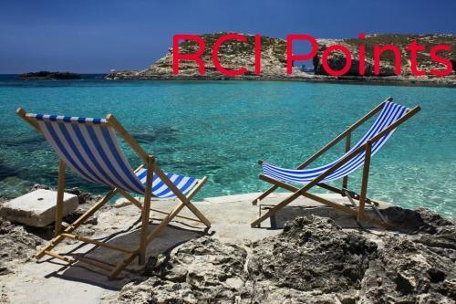 RCI Points at Club Vacances Toutes Saisons,