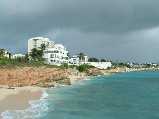 Sapphire Beach Club, Sint Maarten