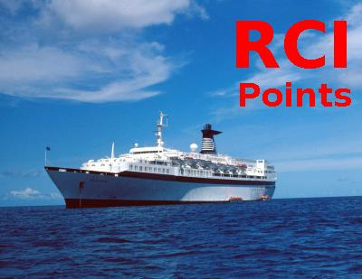 RCI Points Membership au CVTS