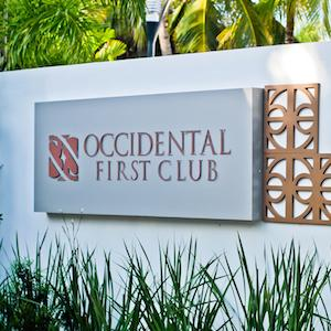 Occidental Allegro Cozumel - First Club Membership