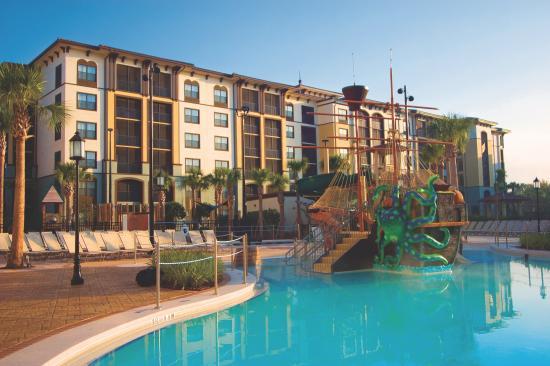 Vistana Fountains Condominiums