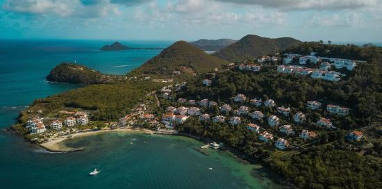 Windjammer Landing Villa Resort