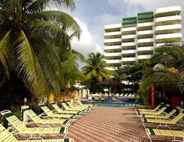 ATRIUM RESORT ON SIMPSON BAY BEACH