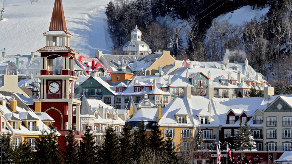 CLUB INTRAWEST, TREMBLANT, QC.